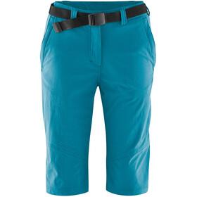 Maier Sports Lawa Pantaloni corti Donna blu